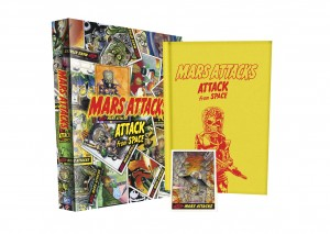 Mars Attacks Attack from Space Limited-Edition Hardcover