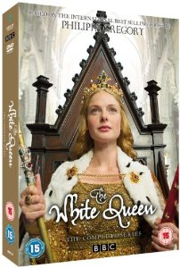 THE WHITE QUEEN, based on the vivid best-selling novel series The Cousin's War by Philippa Gregory