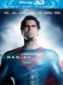 The Man Of Steel Blu-ray includes nearly 4 hours of special features, and is out in time for Christmas.