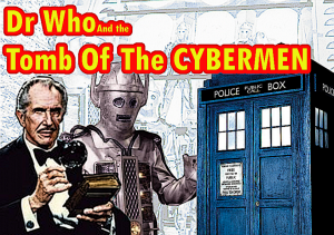 Vincent Price In Tomb Of The Cybermen