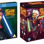 STAR WARS: THE CLONE WARS Seasons 1-5 Collectors Edition
