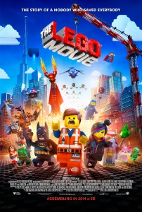 THE LEGO MOVIE - IN CINEMAS 14th February 2014