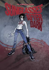 Sunglasses After Dark Graphic Novel