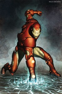 Iron Man Image from  wikia.com