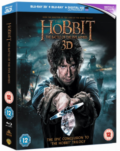 The Hobbit: The Battle of the Five Armies. Click Image To Order