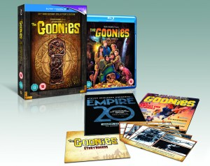 The Goonies 30th Anniversary UK Release Details