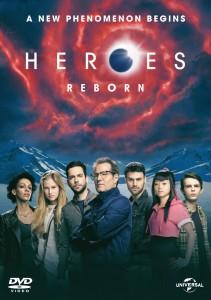 Heroes Reborn DVD/Blu Ray Release.
