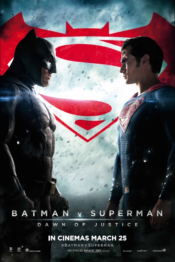 Batman Vs Superman One Sheet