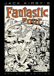 Jack Kirby's Fantastic Four Artist's Edition