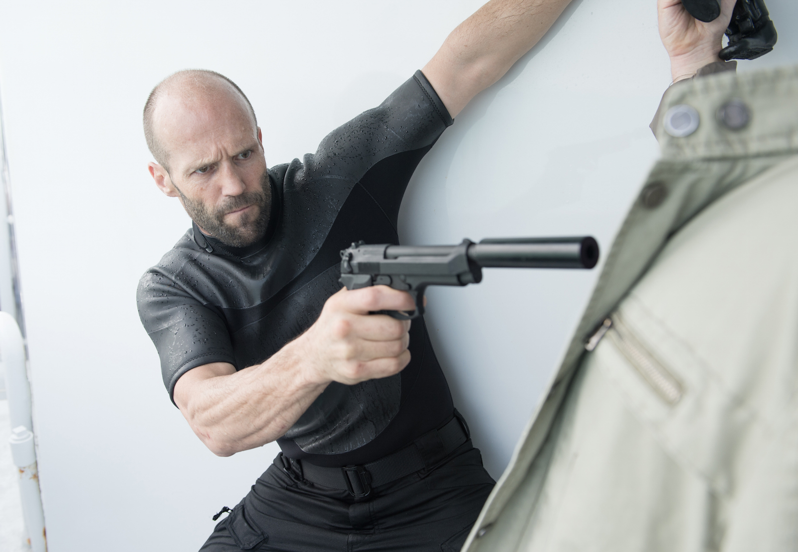 Jason Statham stars as 'Arthur Bishop' in MECHANIC: RESURRECTION