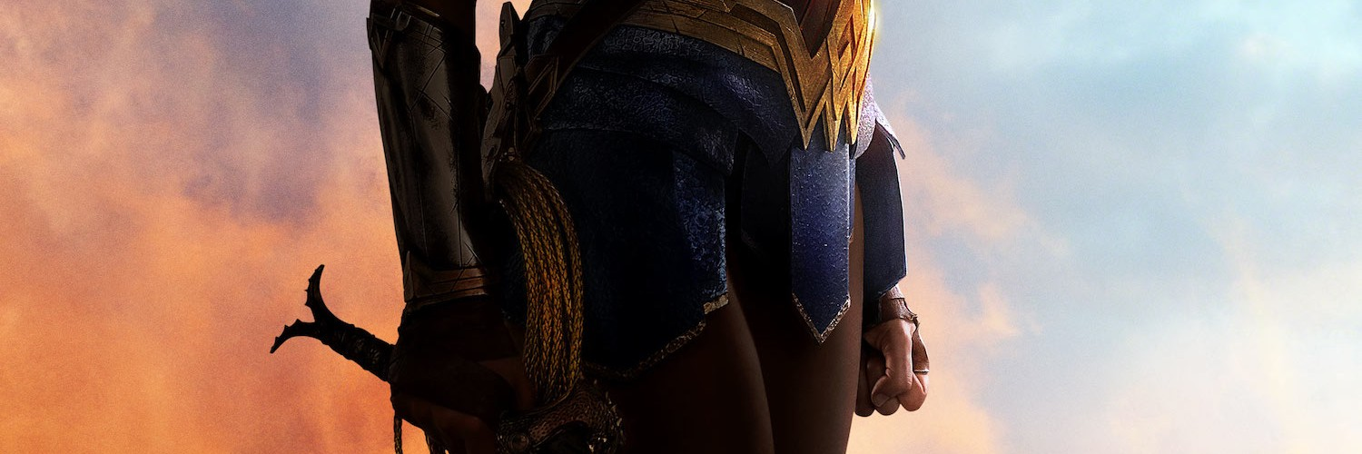 Wonder Woman Comic Con trailer