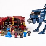 Full Lego Red Dwarf Set