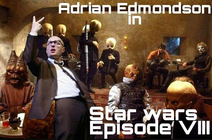 Ade Edminson Star Wars