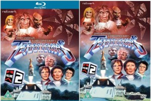 Terrahawks Volume 2 Blu-ray Coming Soon!