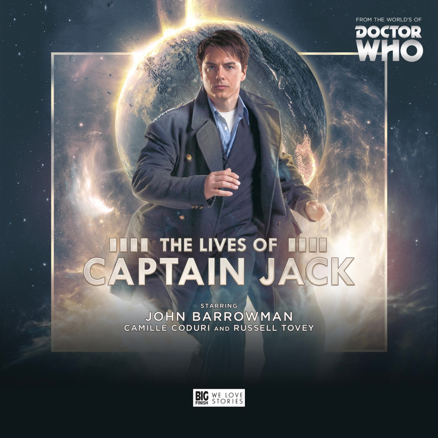 John Barrowman / Lives of Captain Jack