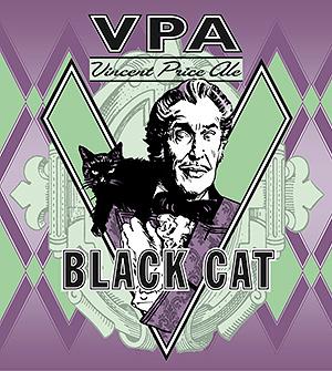 Vincent Price Ale – Black Cat Skrimshander 4.6% ABV