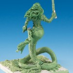 Marshalla Silvie Green Sculpt Back