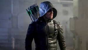 The Arrow TV Series