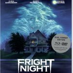 Fright Night Blu Ray Cover