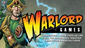 Warlord Games Plan A Strontium Dog Game