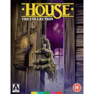House Collection Blu Ray Set
