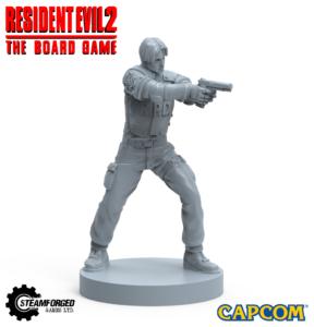 Leon S. Kennedy Resident Evil Miniature