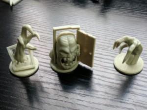Applehead Evl Dead Board Game Miniature