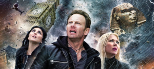 Sharknado 5 Global Swarming Review