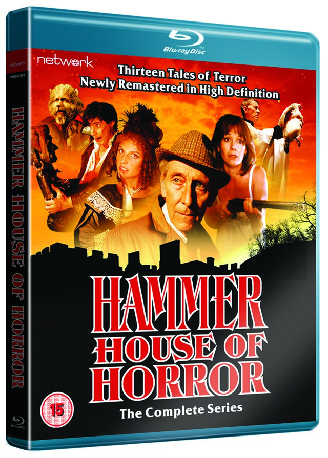 Hammer House of Horror Standard Sleeve