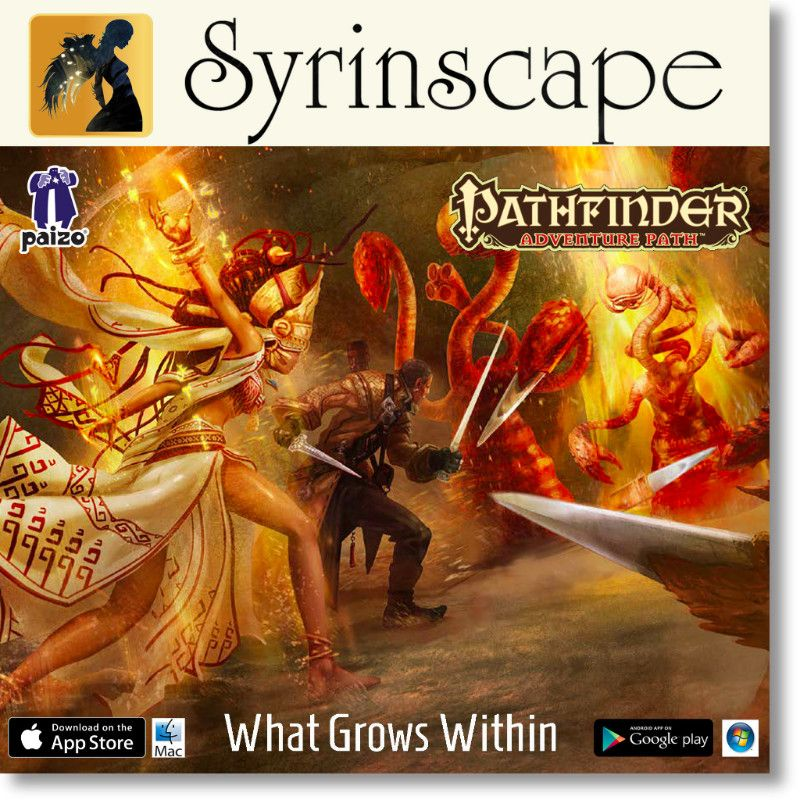 PATHFINDER What grows within SoundPack