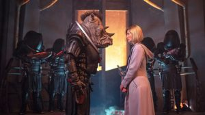 Judoon with Jodie Whittaker's Doctor Who