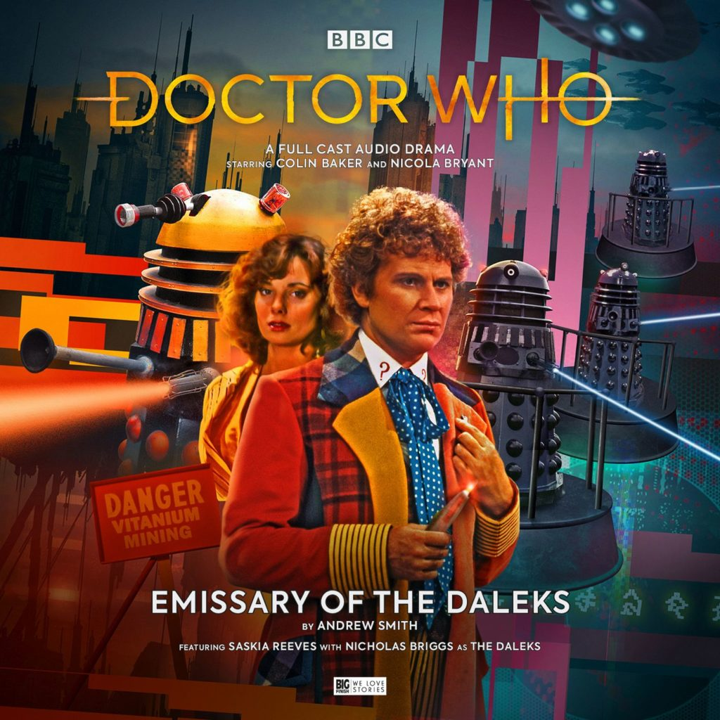 Doctor Who: Emissary of the Daleks from Big Finish