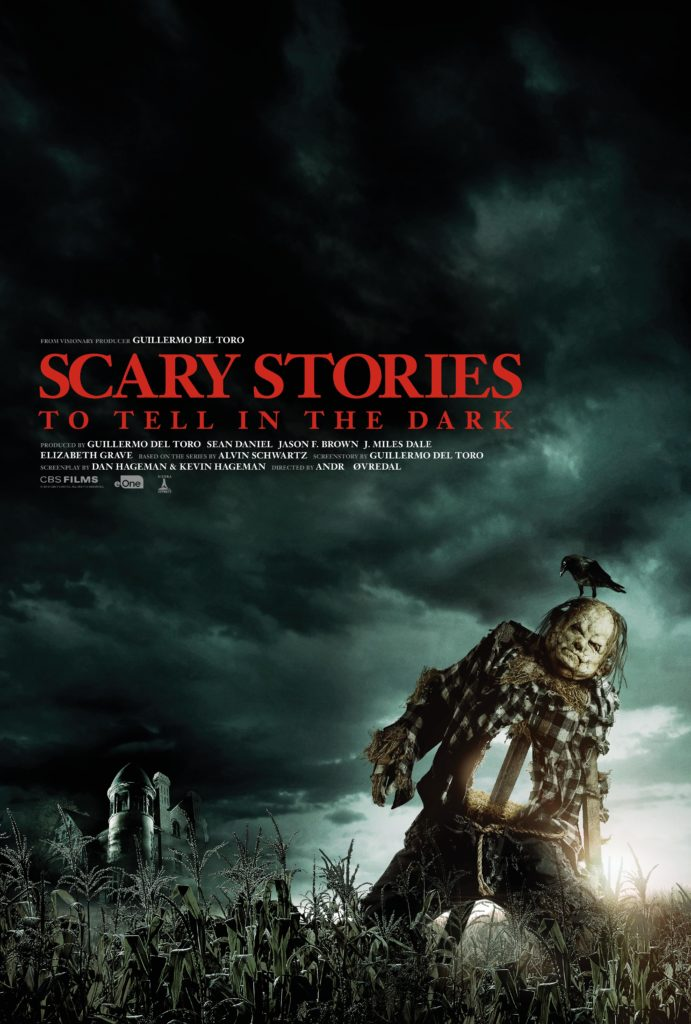 Scary Stories horror movie poster
