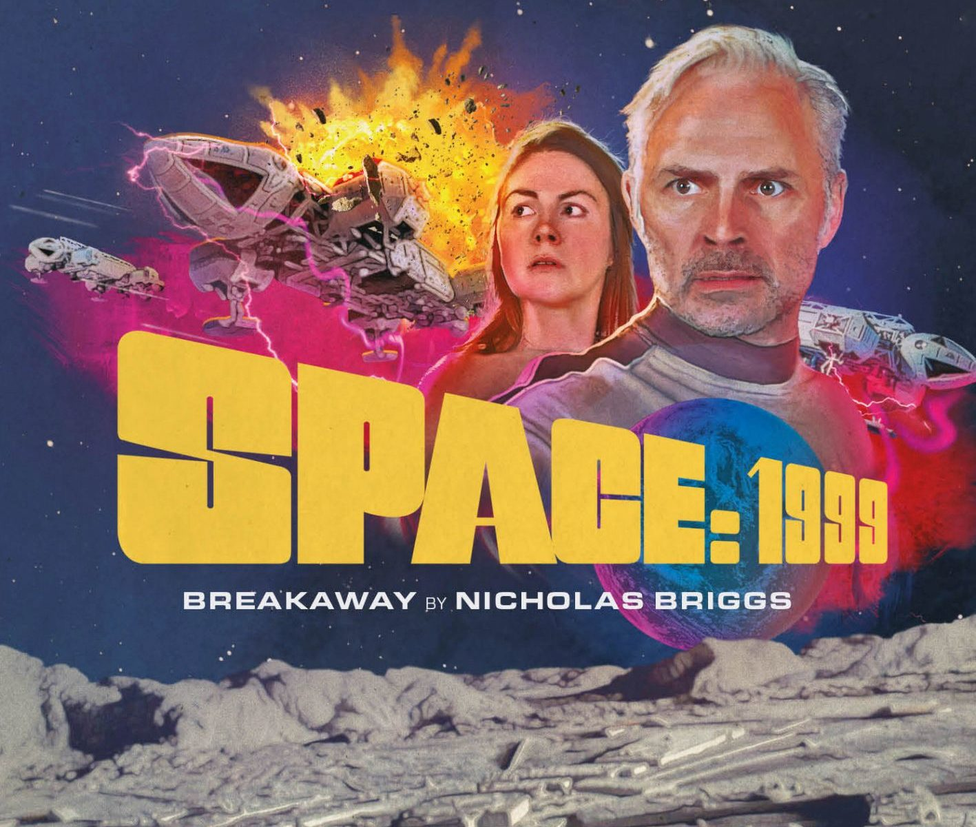 Space 1999 Big Finish - Breakaway