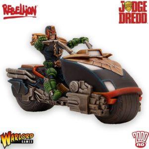 warlord games judge dredd