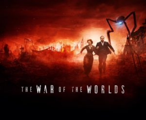 BBC One War of The Worlds Poster