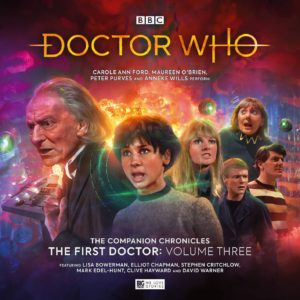 _Doctor Who First Doctor Chronicles