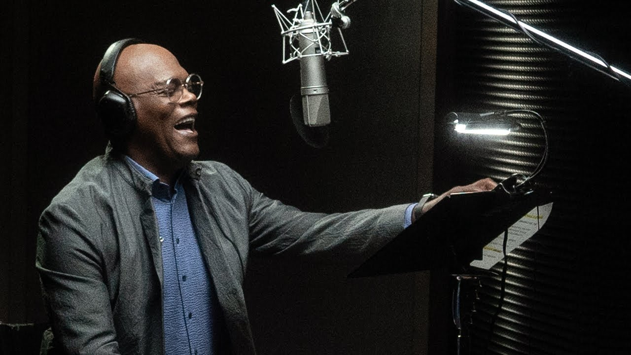 Samuel L Jackson Voicing Amazon Alexa Echo