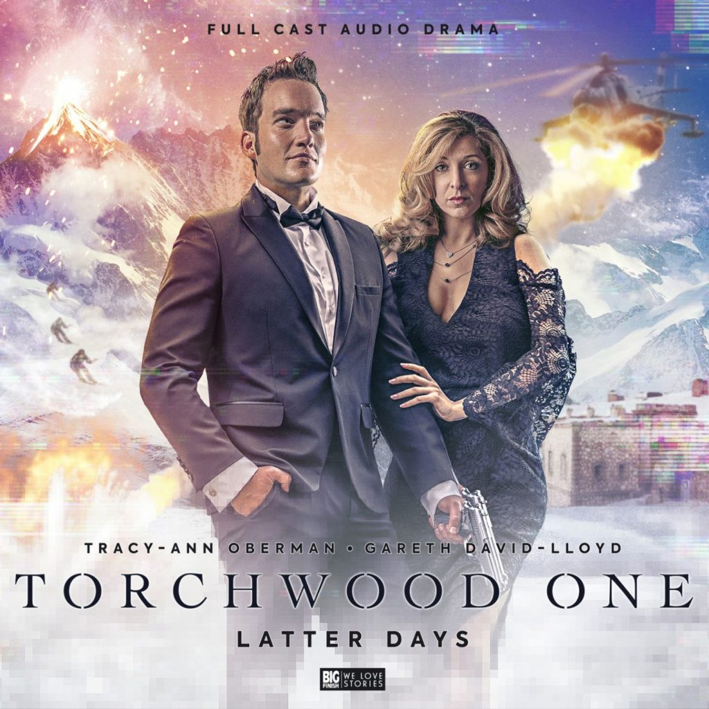 Torchwood One Latter Days BigFinish