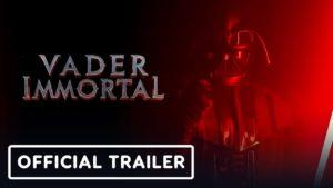 Vader Immortal Occulus VR Game Trailer