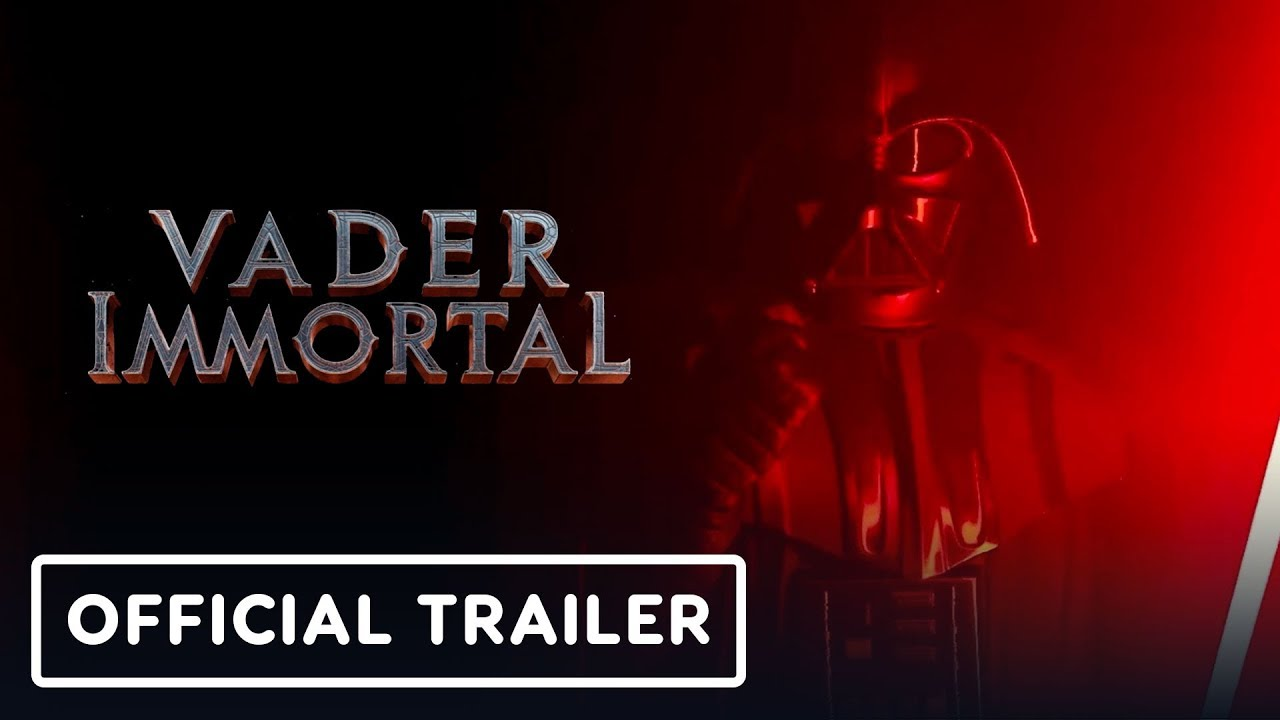 Vader Immortal Occulus VR Game Trailer