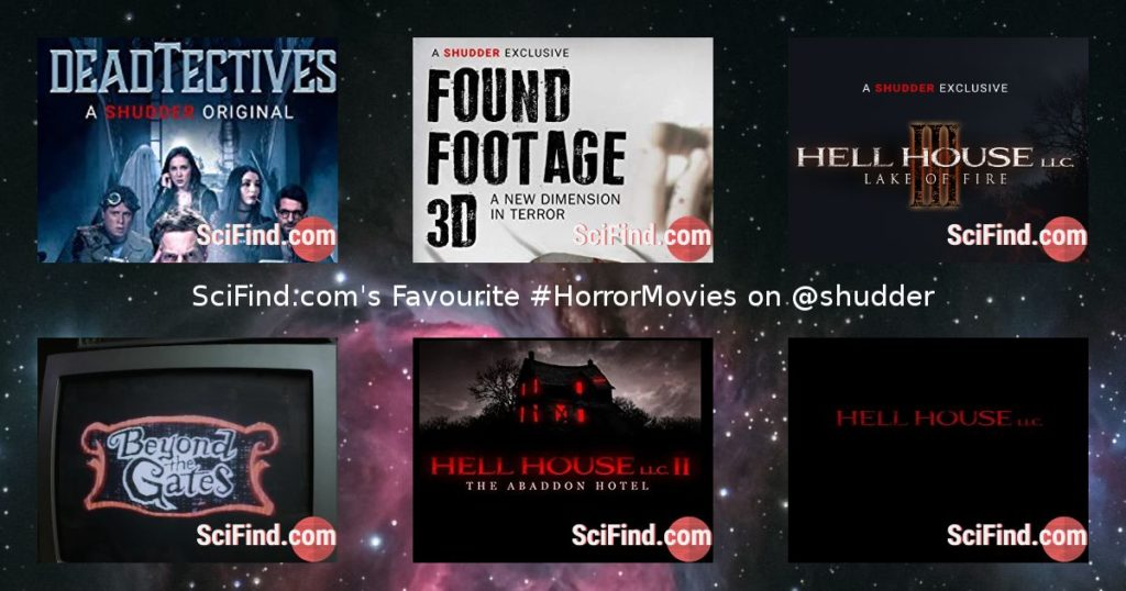 Favourite Horror Movies On Shudder September 2019