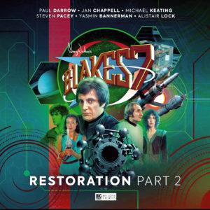 Blakes Seven Restoration Part 2