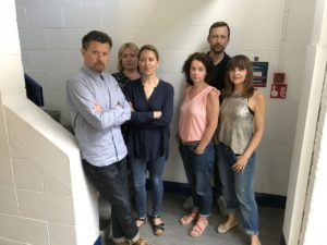 Ken Bentley, Claire Rushbrook, Nicola Walker, Annabelle Dowler, Anthony Howell, Tracy Wiles