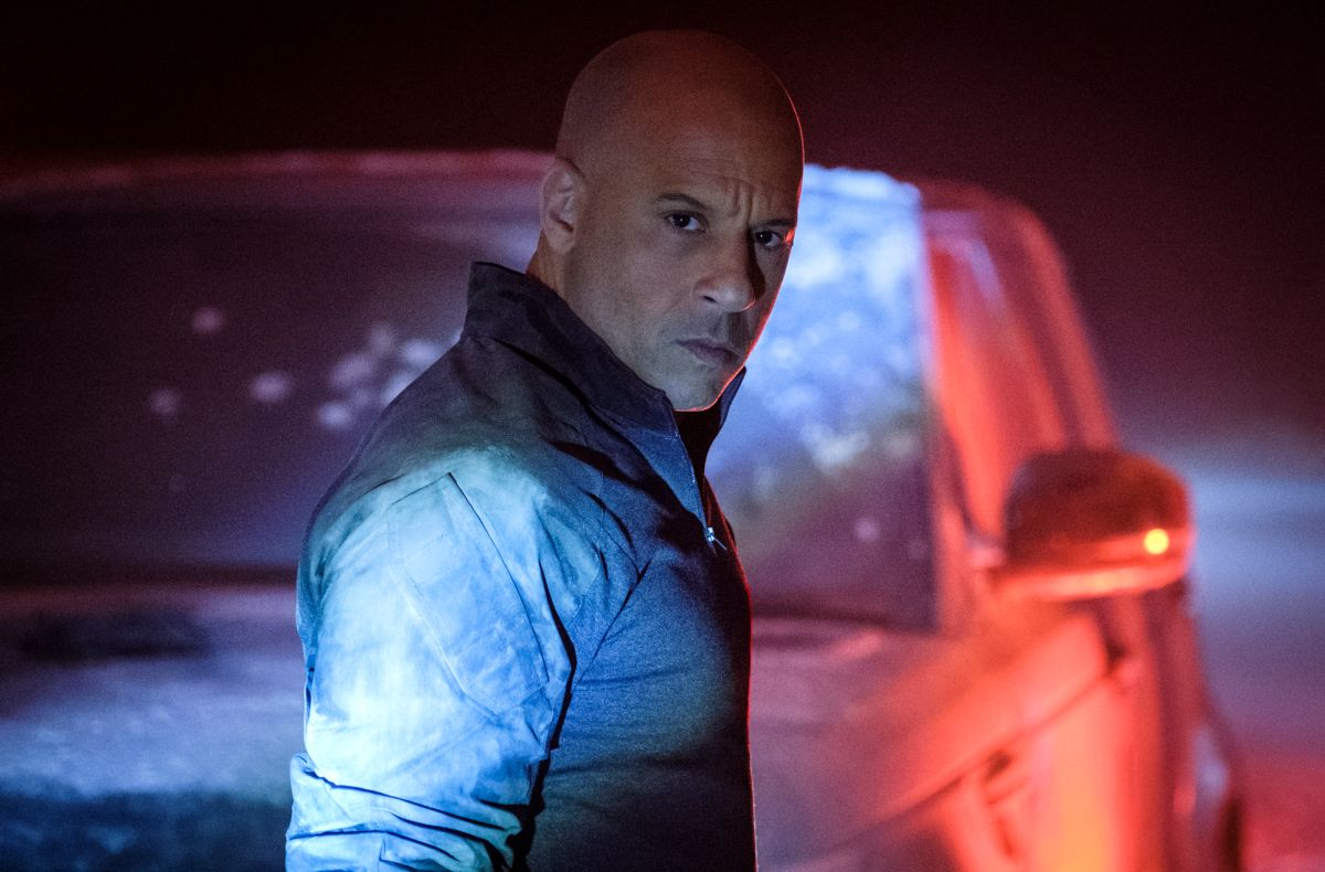 BLOODSHOT starring Vin Diesel