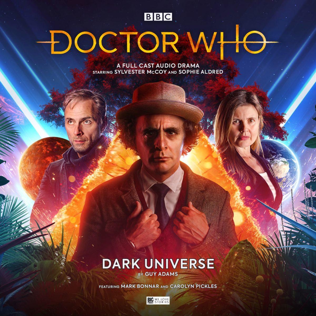 Doctor Who Dark Universe
