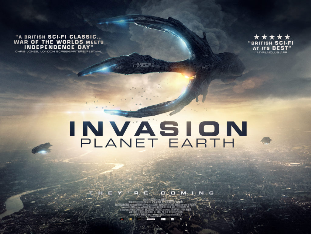 Invasion Planet Earth Trailer