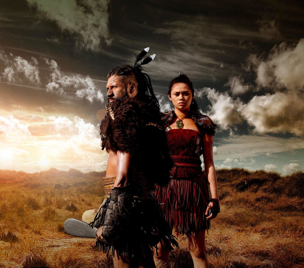 Supernatural Maori THE DEAD LANDS Comes to Shudder January 2019