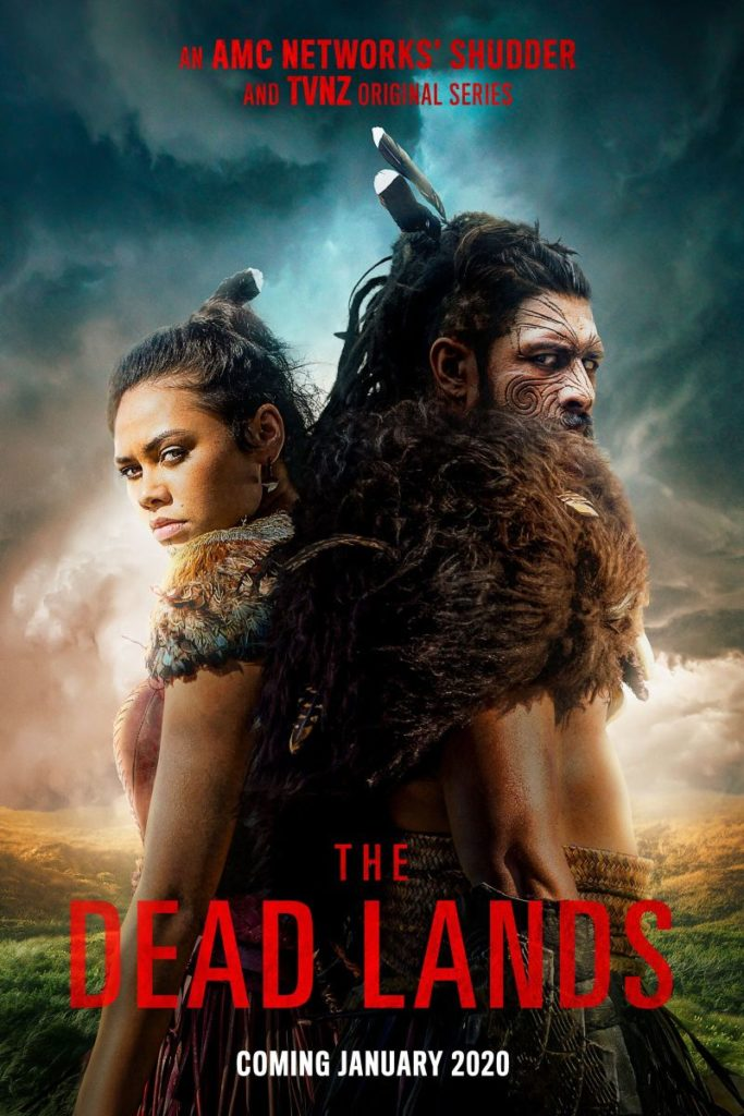 dead lands poster coming January 2020 on Shudder