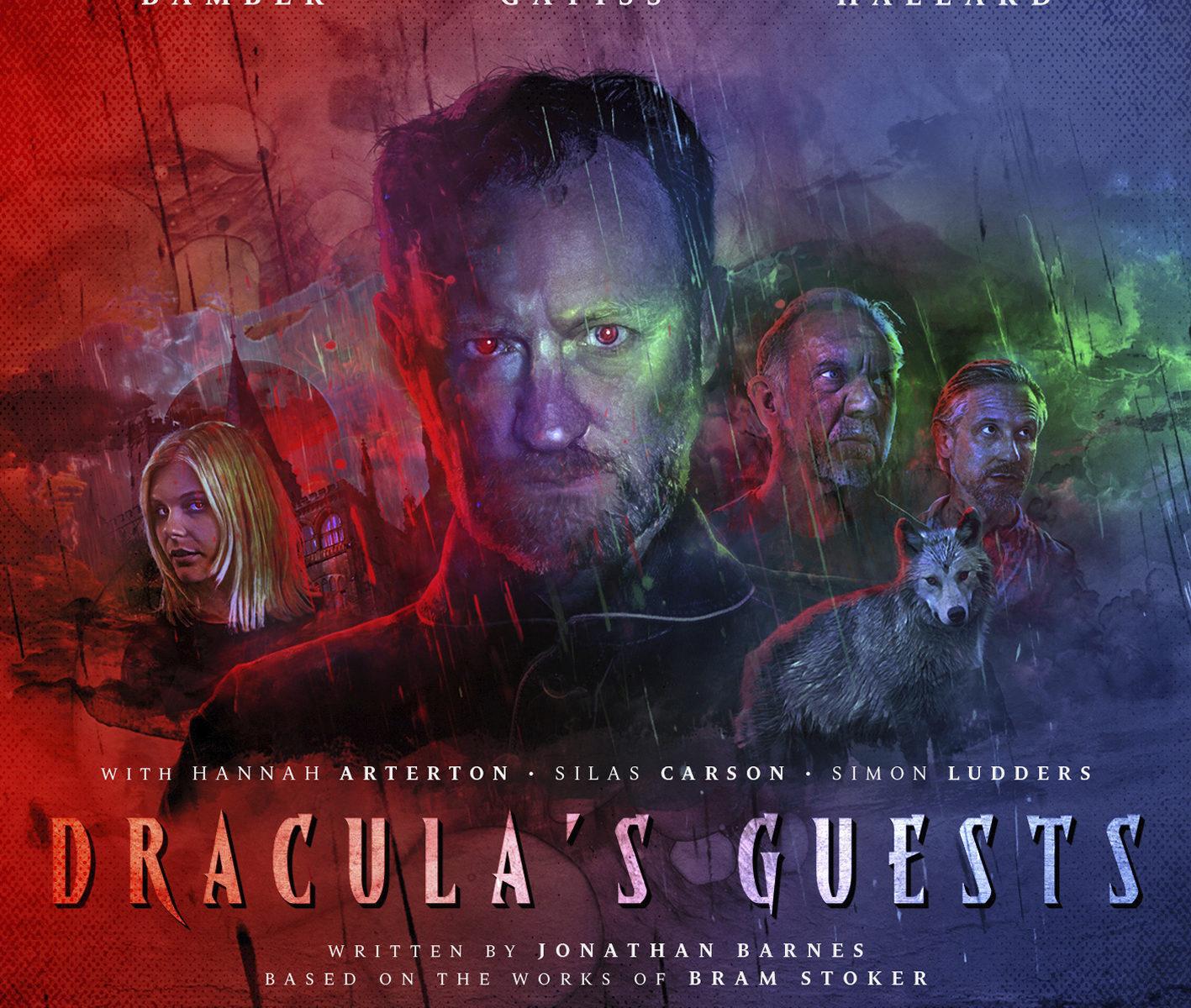 Mark Gatiss Dracula Big Finish